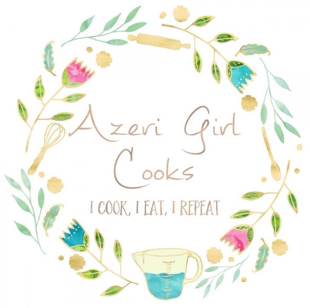 Azerbaijani Girl Cooks